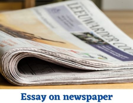 Essay on importance of newspaper