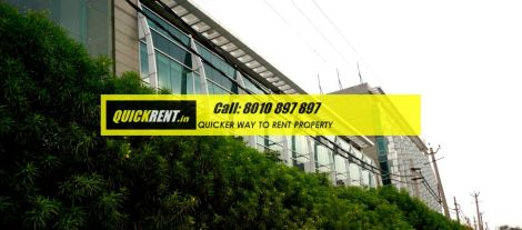fully furnished office space golf course road