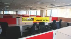 Furnished Office Space in DLF Corporate Park Rent 01