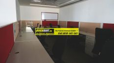 Furnished Office Space in DLF Corporate Park Rent 06