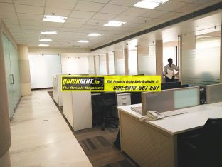 Furnished Office on Sohna Road 01