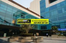 Furnished Office Space in Suncity Business Towers 110