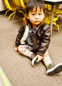 January 17: Meet one of the most stylish boys in my life, Washi