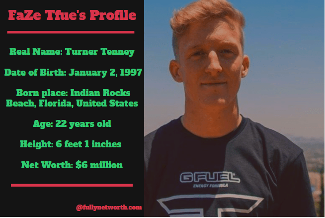 FaZe Tfue Net Worth: 5 Interesting Facts You Should Know