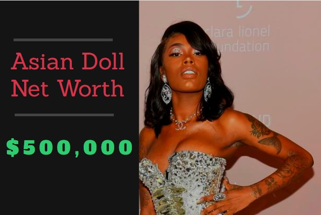 Asian Doll Net Worth: 5 Interesting Facts To Know About Her