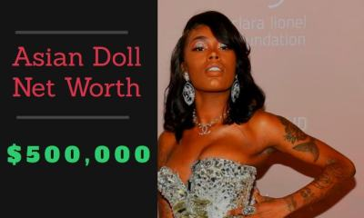Asian Doll Net Worth