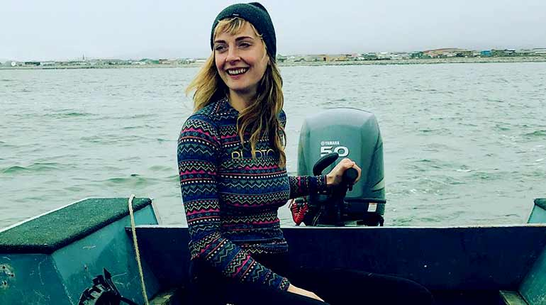 Emily Riedel Net Worth- How Rich is the Bering Sea Gold Star?