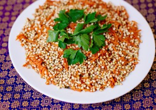 Buckwheat Couscous