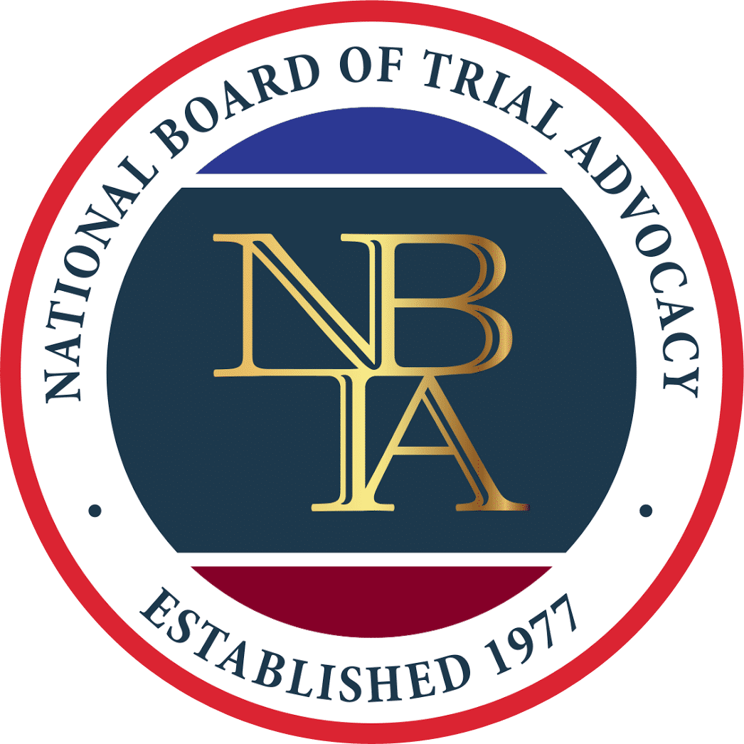 National Board of Trial Advocacy | Fulton & Barr | Greenville SC
