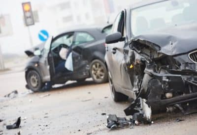 Car Wreck Attorney in Greenville, South Carolina