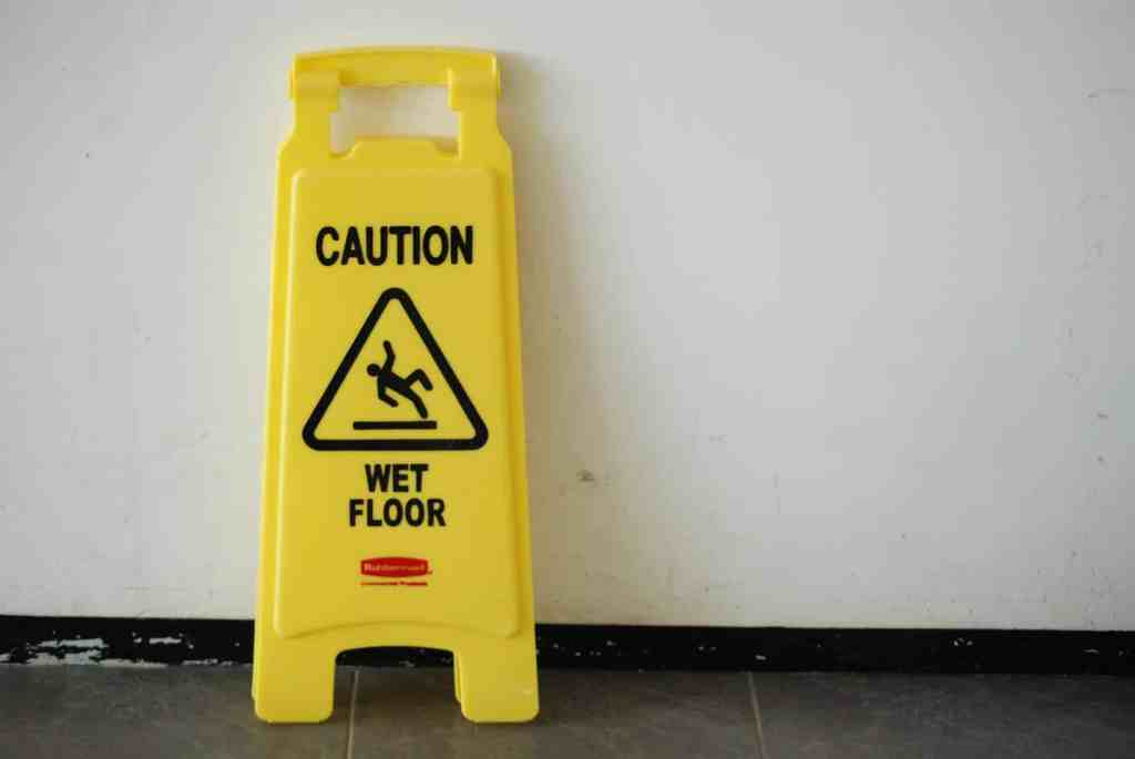 slip and fall in Greenville SC attorney