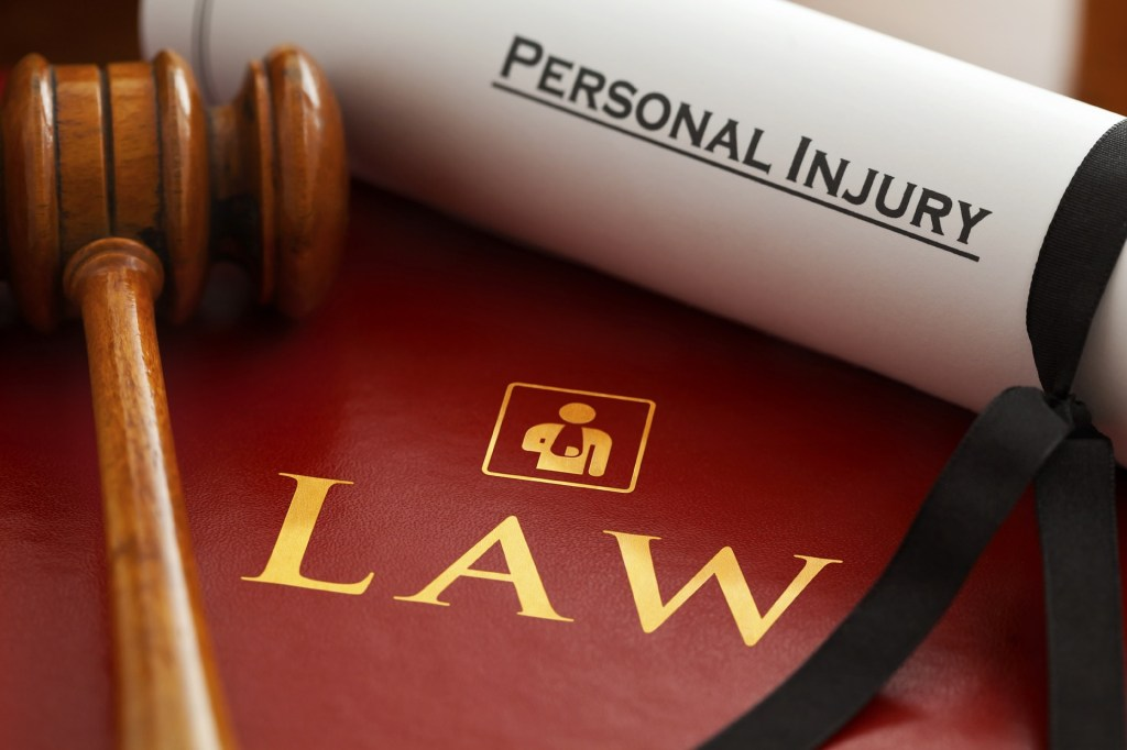 personal injury law greenvile sc