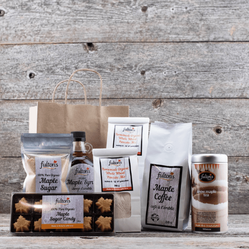 Maple products from Fultons