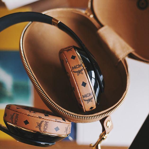 「MCM×ビーツバイドクタードレ」コラボBeats Studio ワイヤレス オーバーイヤーヘッドフォン2