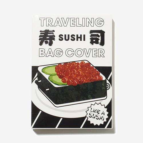 寿司スーツケースカバー6
