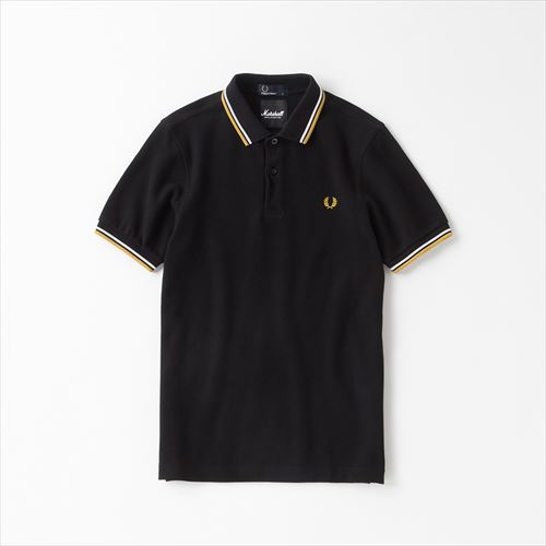 FRED PERRY×Marshallコラボポロシャツ3