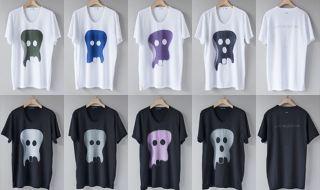 ラッドミュージシャン×フェンダーコラボTシャツ画像1