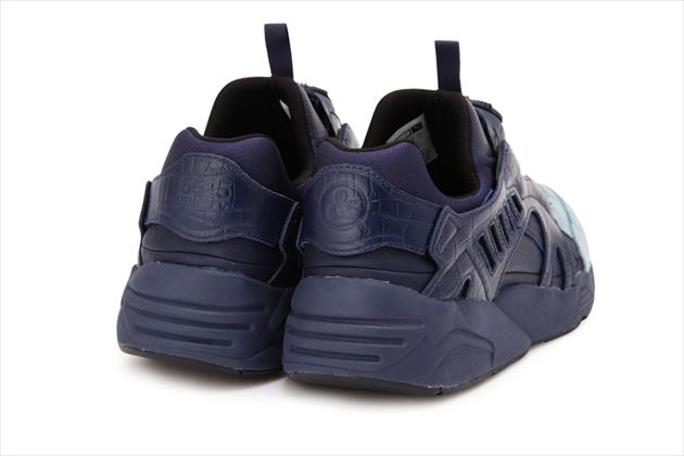 UNITED ARROWS & SONS×5525galleryコラボPUMA「DISK BLAZE」3