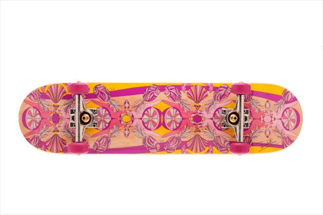 エミリオプッチスケートボードコレクション画像2