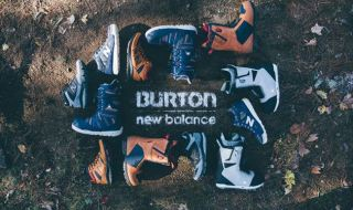 Burton x New Balance Collection画像1