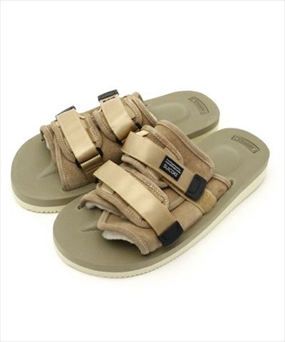 SUICOKE×JOURNAL STANDARD MOTO-VM/ JS / サンダルベージュ