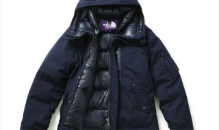 THE NORTH FACE PURPLE LABEL × JOURNAL STANDARD別注マウンテンダウンパーカ