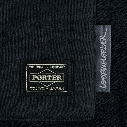 LOOPWHEELERxPORTER Travel Parka画像6
