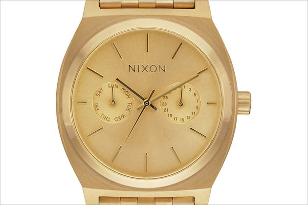 NIXON「THE TIME TELLER DELUXE」文字盤