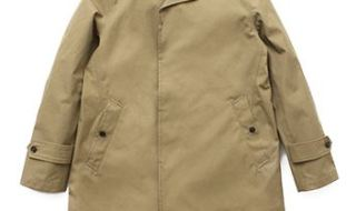 nanamica × THE NORTH FACE GORE-TEX® Soutien Collar Coatの画像1