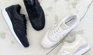 New Balance 997×998融合スニーカー「997.5」の画像1