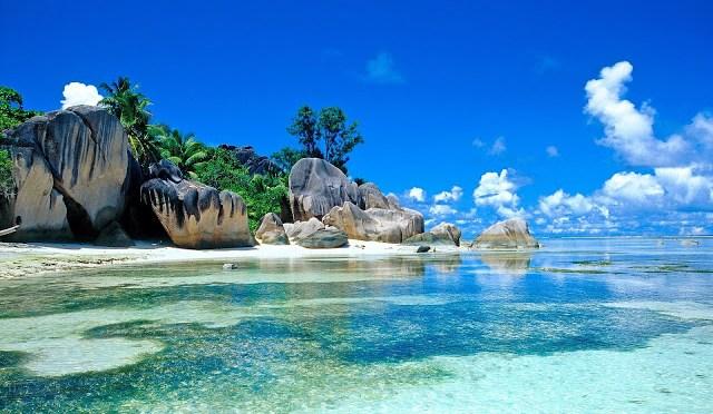 Comencemos de Nuevo: La Isla Magica