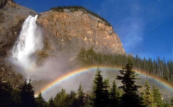 Una pequeña reflexion: El Arco Iris siempre presente