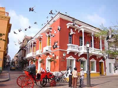 el centro historico