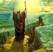 milagro del mar rojo