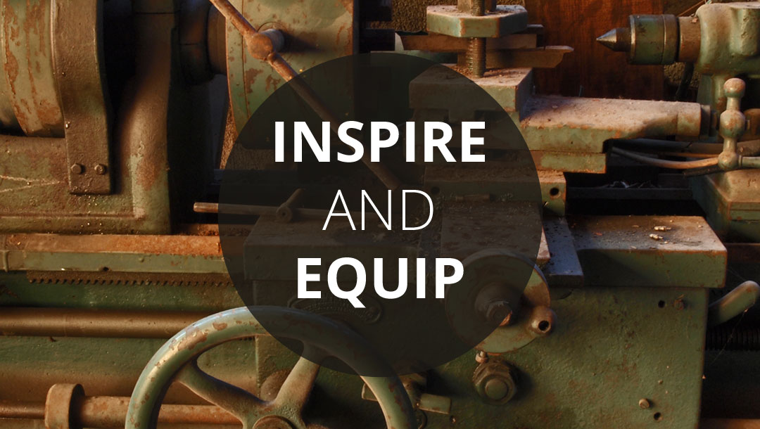 "Talks Series: ""Inspire and Equip"" – ""I AM"""