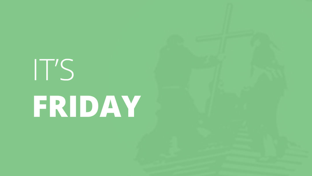"It's Friday: ""Celebrate One"" by Bishop David Roller"