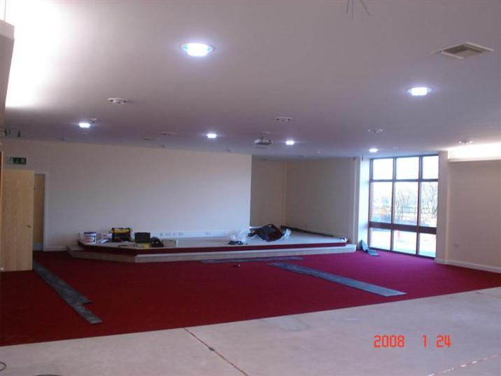 Building Work 2007 - Cypress