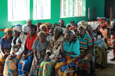 Kibagora Older People's Meeting