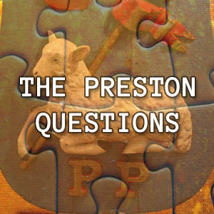 The Preston Questions: Why does God allow suffering? Andrew Gardner