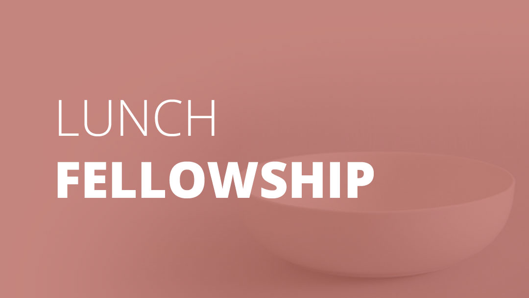 Lunch Fellowship: Malcolm Handforth