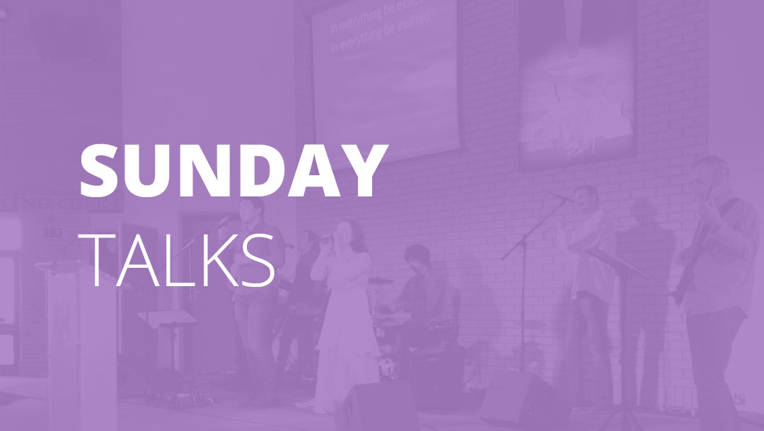 Breaking Beyond Our Walls – Vision Sunday 2014: Andrew Gardner
