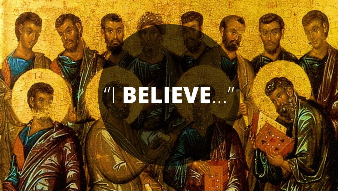 """I BELIEVE…in the Holy Spirit"" – John 16:5-15, Titus 3:3-8: Andrew Gardner"