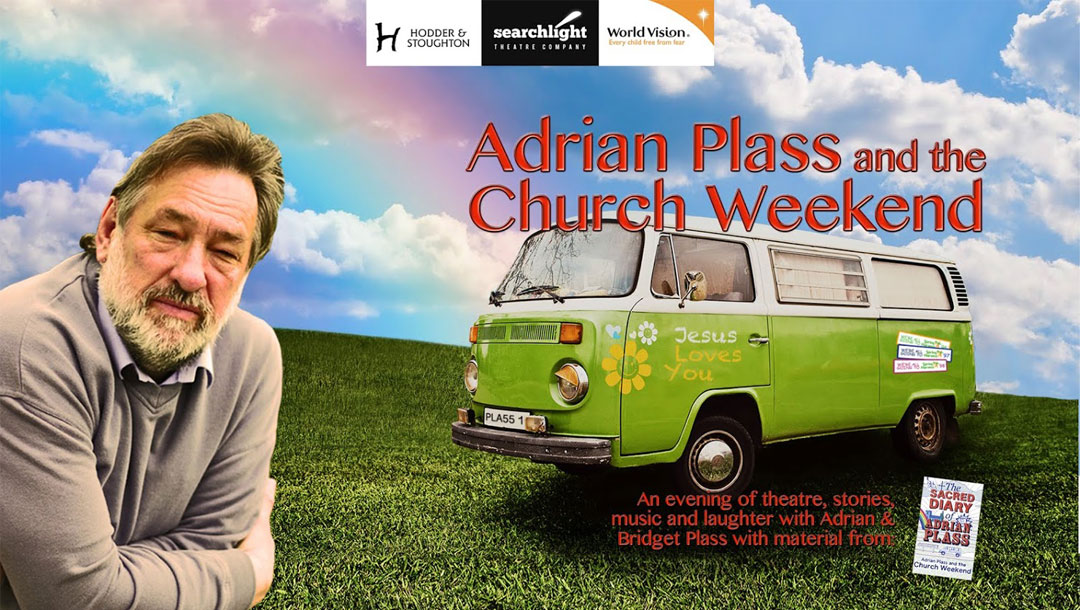 Adrian Plass and the Church Weekend