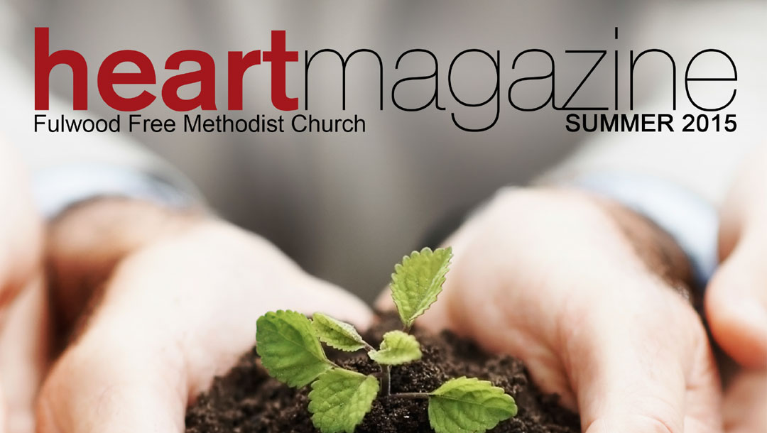 Heart Magazine – Summer 2015: Planting Potential
