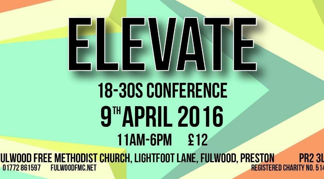 Elevate 2016 |  Dave Scholes | Evening Session