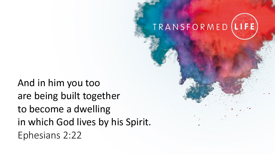 Transformed Life #5 – Belonging to His family: Ian Clarkson