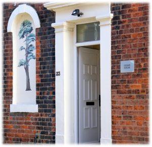 cedar-house-door