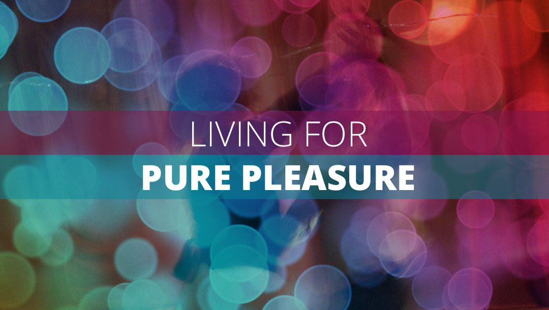 Pure Pleasure – Time and Leisure Lifestyle   Psalm 23 and 1 Samuel 11:1-4   Dave Sewell