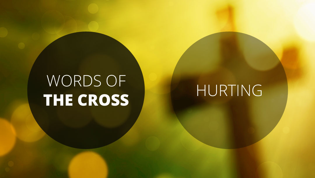 Words of the Cross: Hurting | Hebrews 2:9-18 | Ian Clarkson