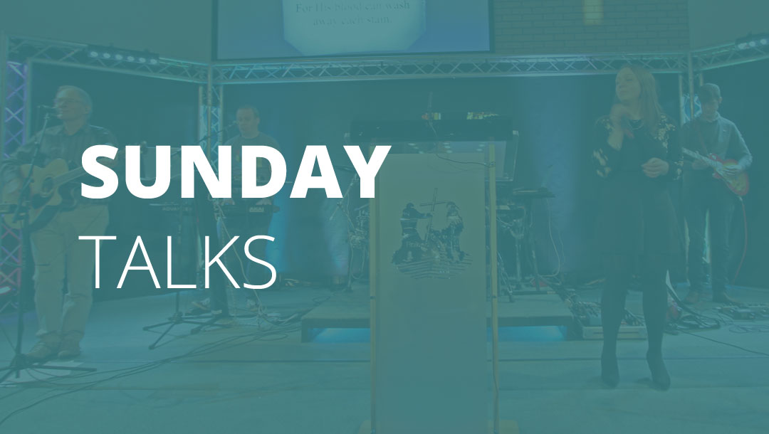 Global Partnership Sunday – The Call: Pray, Give, Go | Acts 1:1-9 | Ian Clarkson